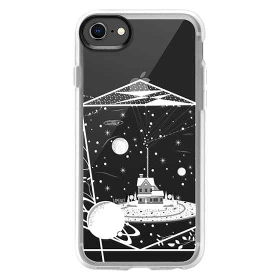 iPhone 8 Cases - Universe is my home