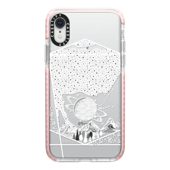 iPhone XR Cases - Universe on the earth