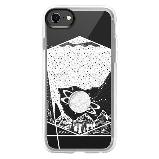 iPhone 8 Cases - Universe on the earth