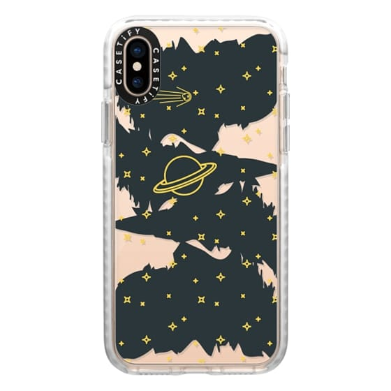iPhone XS Cases - Space my universe