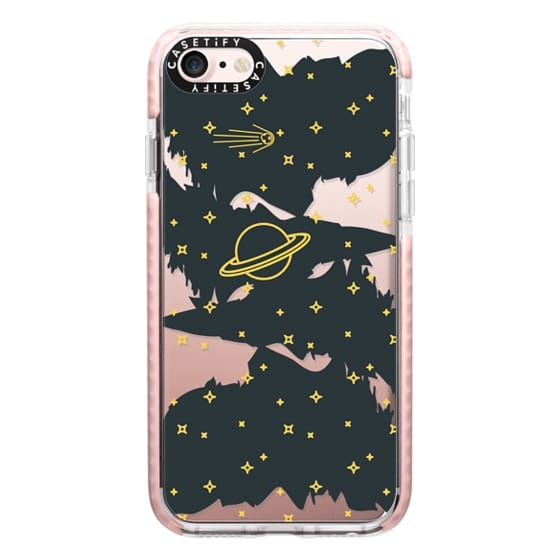 iPhone 7 Cases - Space my universe