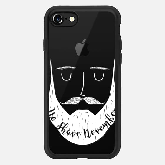 #movember No shave november -