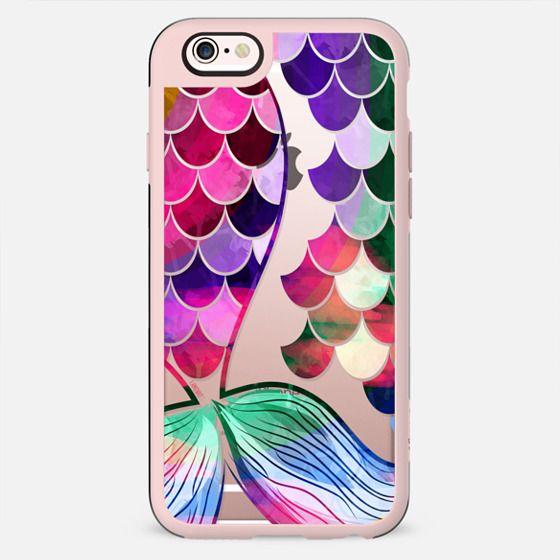 Colorful mermaid - New Standard Case