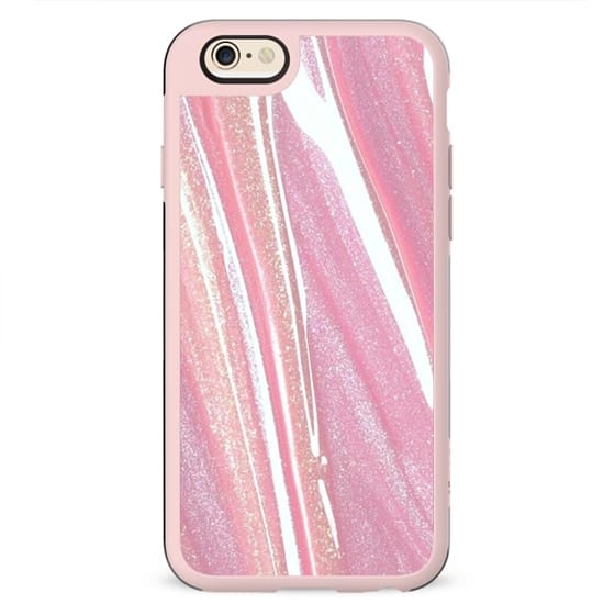 GLITTER MARBLE | PINK