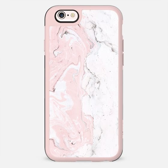 PINK MARBLE - New Standard Case
