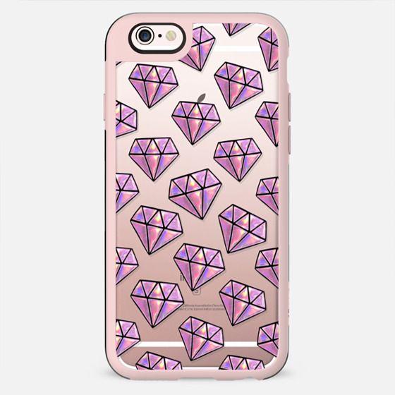 HOLOGRAPHIC DIAMONDS - New Standard Case