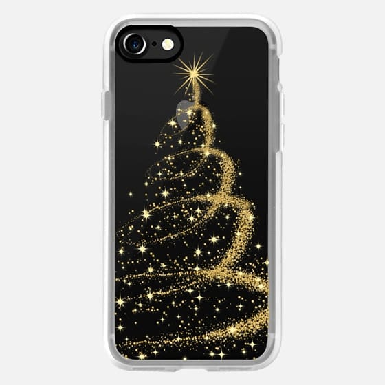 GOLD CHRISTMAS TREE -