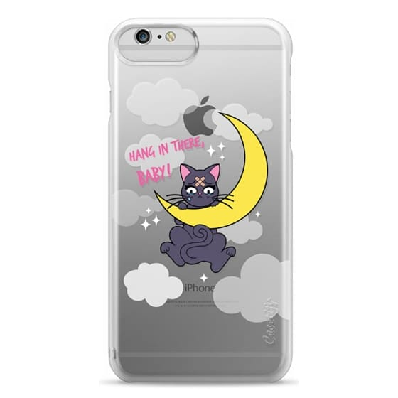 iPhone 6 Plus Cases - Hang In There, Baby - Luna, Sailor Moon, Cat
