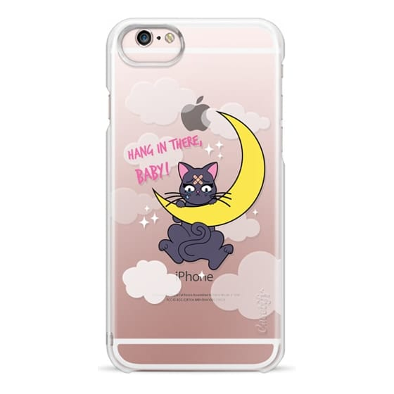 iPhone 6s Cases - Hang In There, Baby - Luna, Sailor Moon, Cat