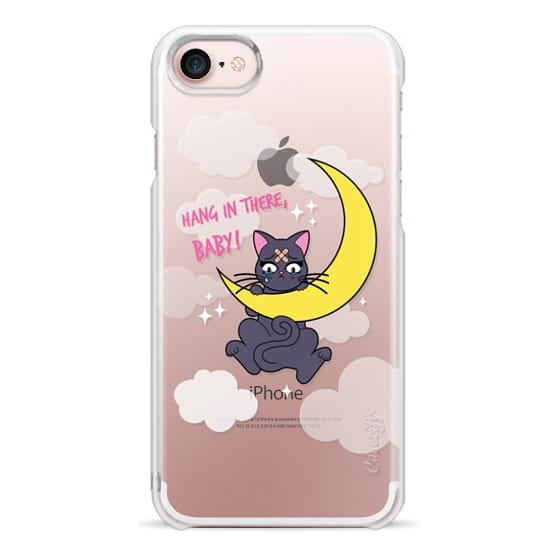 iPhone 7 Cases - Hang In There, Baby - Luna, Sailor Moon, Cat