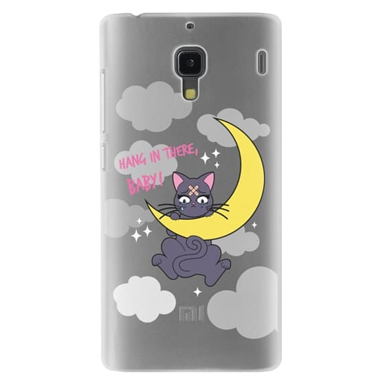 Redmi 1s Cases - Hang In There, Baby - Luna, Sailor Moon, Cat