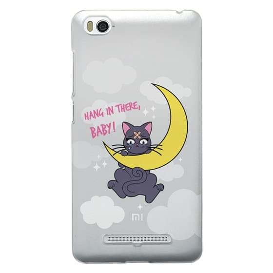 Xiaomi 4i Cases - Hang In There, Baby - Luna, Sailor Moon, Cat