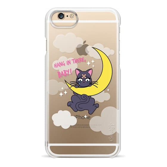 iPhone 6 Cases - Hang In There, Baby - Luna, Sailor Moon, Cat