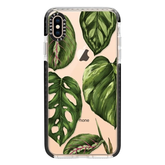 iPhone XS Max Cases - houseplants