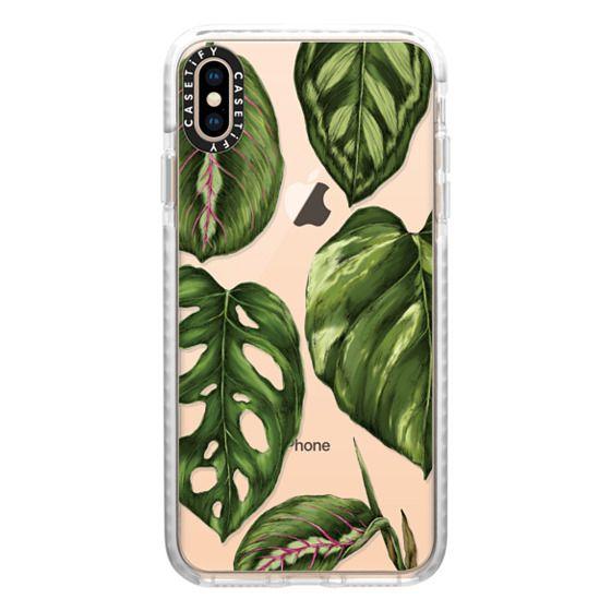 iPhone XS Max Cases - houseplants