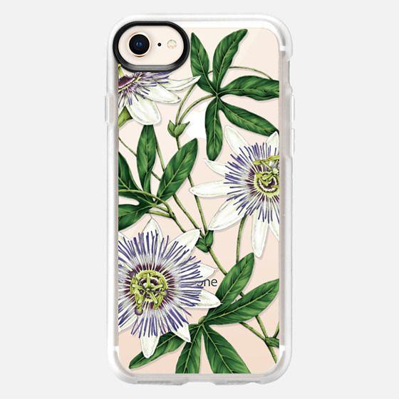passion flower - Snap Case