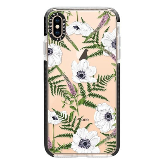 iPhone XS Max Cases - Wild Meadow Pattern