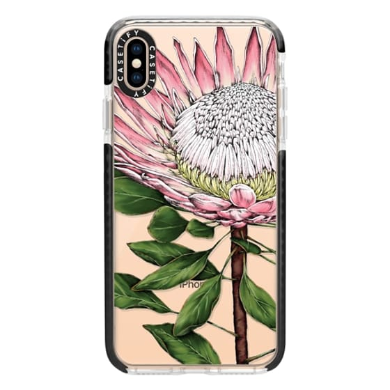 iPhone XS Max Cases - king protea