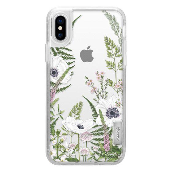 iPhone X Cases - Wild Meadow