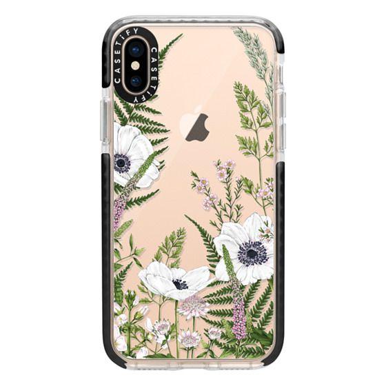 iPhone XS Cases - Wild Meadow