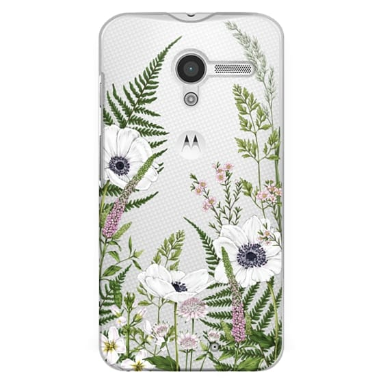 Moto X Cases - Wild Meadow