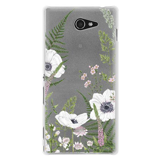 Sony M2 Cases - Wild Meadow