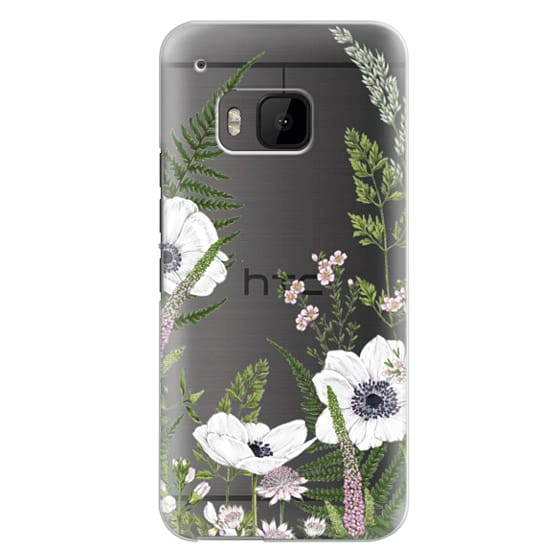 Htc One M9 Cases - Wild Meadow