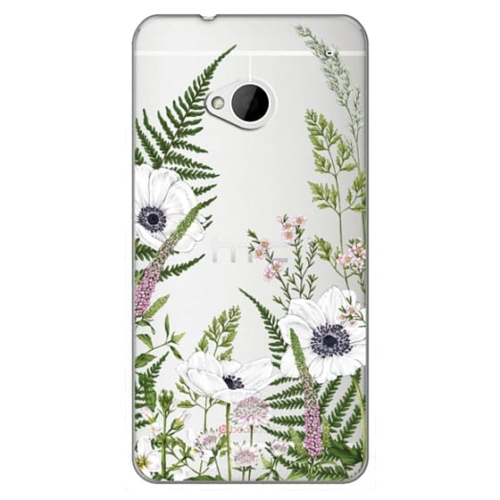 Htc One Cases - Wild Meadow
