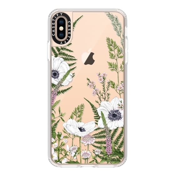 iPhone XS Max Cases - Wild Meadow