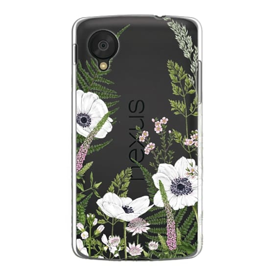 Nexus 5 Cases - Wild Meadow