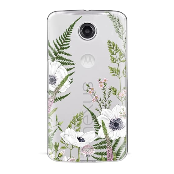 Nexus 6 Cases - Wild Meadow