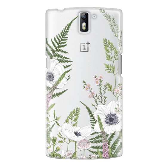 One Plus One Cases - Wild Meadow