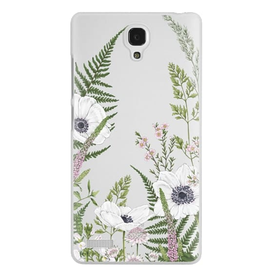 Redmi Note Cases - Wild Meadow