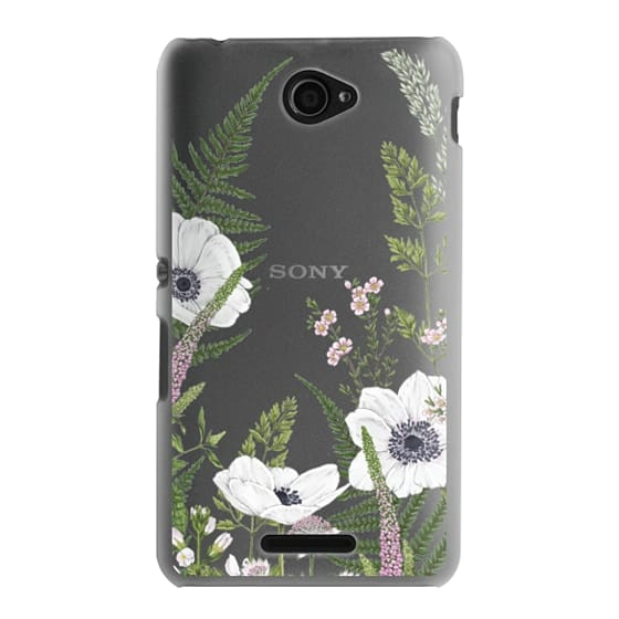 Sony E4 Cases - Wild Meadow