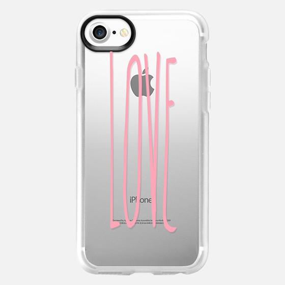 LOVE PINK - Wallet Case