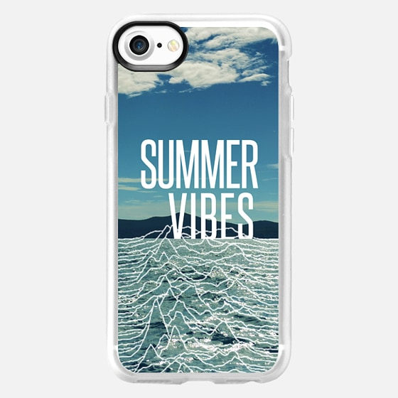 Summer vibes 2 // with Joy Division - Wallet Case
