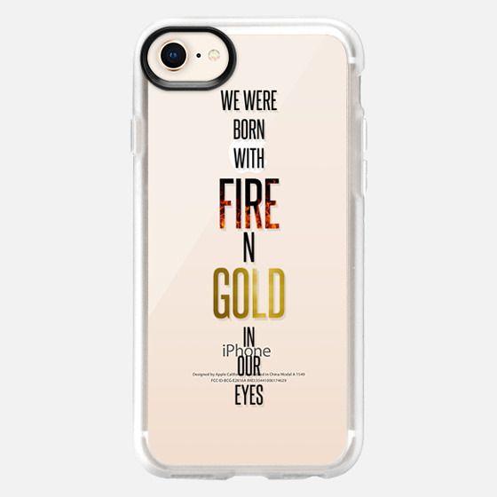 Bea Miller - Fire N Gold  - Snap Case
