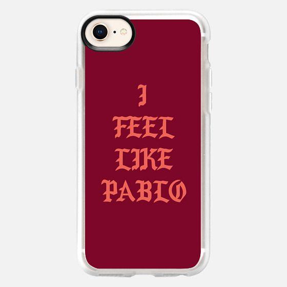 I FEEL LIKE PABLO - KANYE WEST TLOP - Snap Case