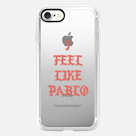 I FEEL LIKE PABLO - KANYE WEST TLOP TRANSPARENT -