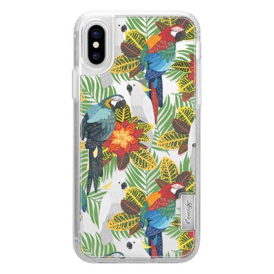 iPhone 7 Plus Cases - Tropical birds