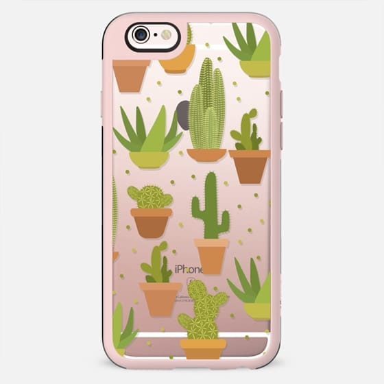 Cactus pattern - New Standard Case