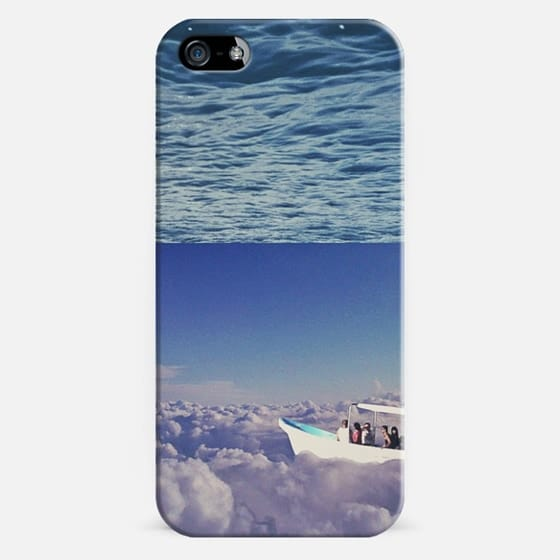 Up in the sea - Classic Snap Case