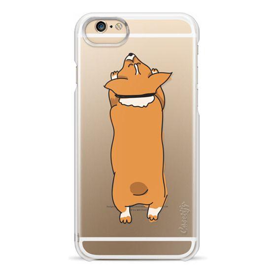 iPhone 6 Cases - One Corgi Sploot