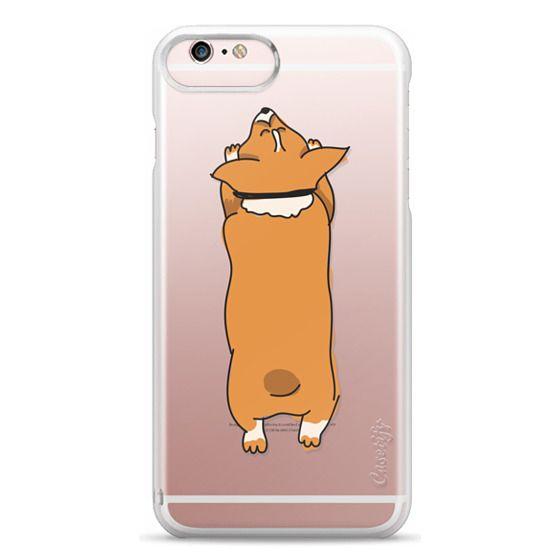 iPhone 6s Plus Cases - One Corgi Sploot