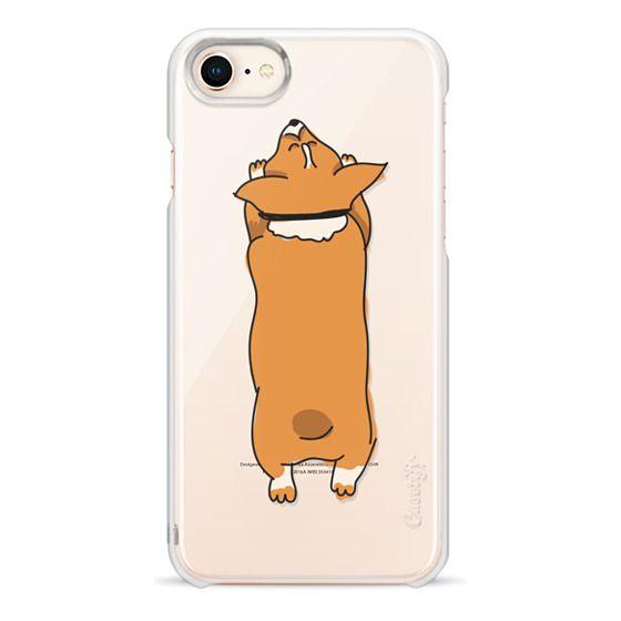 iPhone 8 Cases - One Corgi Sploot