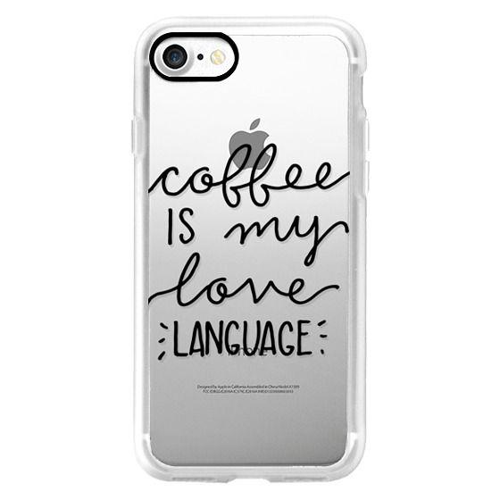 Coffee is My Love Language (BLACK)