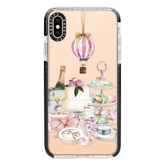 iPhone XS Max Cases - Princess Party