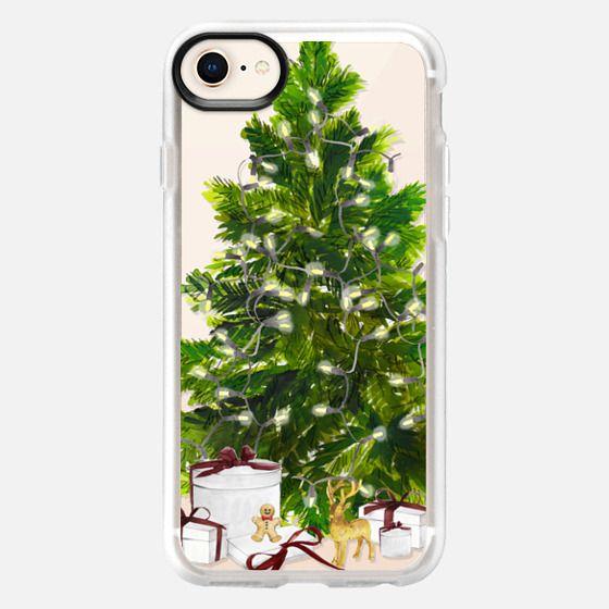 Christmas Lights - Snap Case