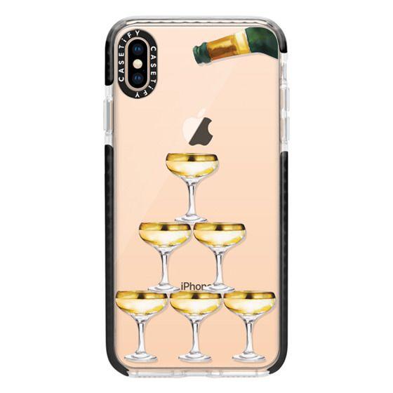 iPhone XS Max Cases - Bubbles