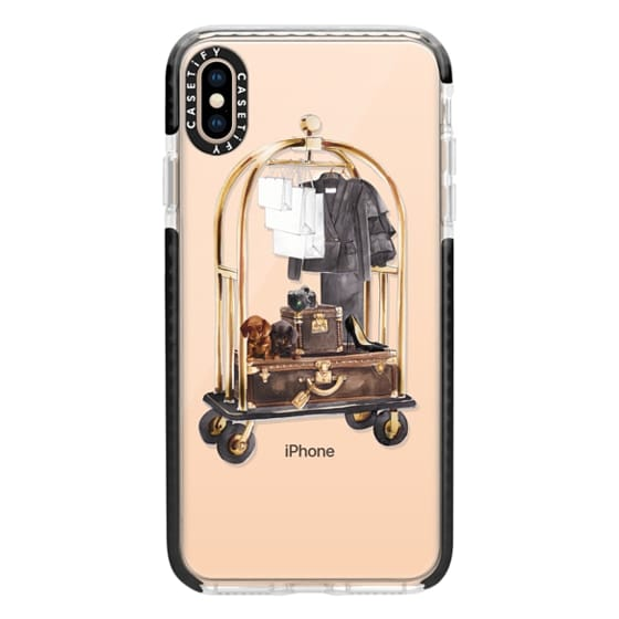 iPhone XS Max Cases - Fashion Week